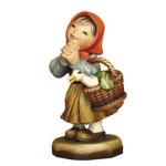 Juan Ferrandiz nativity - Shepherdess with basket