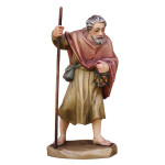 Prof. Karl Kuolt nativity - Shepherd with cane and lantern