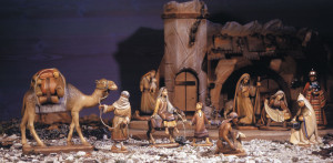 anri - holy land nativity