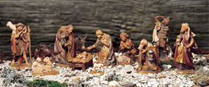 Anri - Original Florentiner nativity