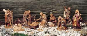 Anri - Original Florentiner nativity