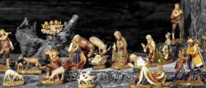 Anri - Original Josef Bachlechner nativity