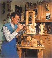 Florentiner nativity - Ulrich Bernardi